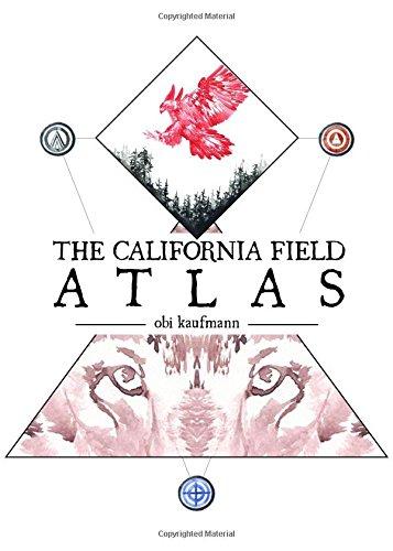 The California Field Atlas cover