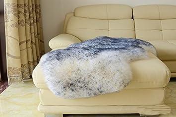 Lammfell Teppich 100 Echt Schaffell Fell Matte Dekoration Fur