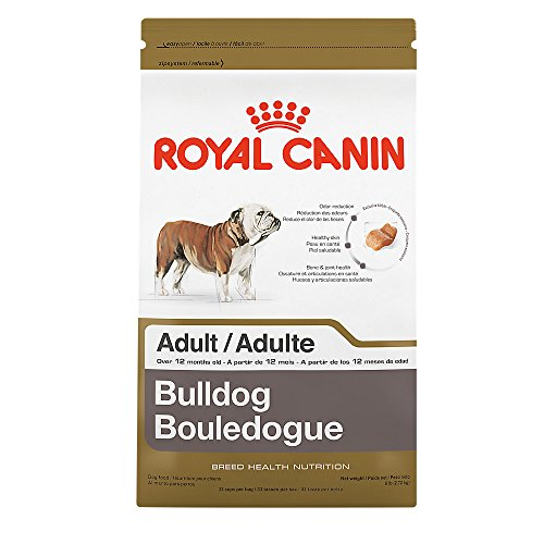 ROYAL CANIN BREED HEALTH NUTRITION Bulldog Adult dry dog food, 30-Pound - Exclusively Pet Animal