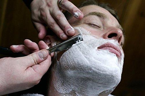 BLACK-GOLD-COMBINATION-Stainless-Steel-Barber-Exchangeale-Blade-Straight-Edge-Barber-Shaving-Razor-Safety-Razor-Macs-045B