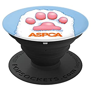 ASPCA I Heart Toe Beans Popsocket - Blue 3