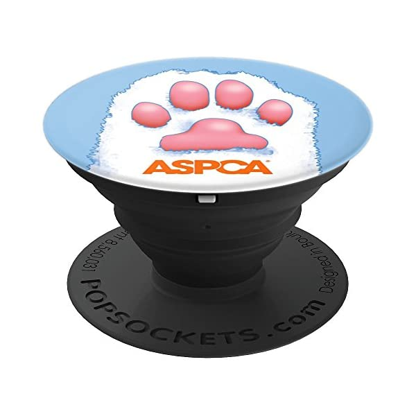 ASPCA I Heart Toe Beans Popsocket - Blue 1