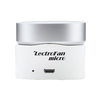 lectrofan – Micro, máquina de Sonido inalámbrico con un Twist