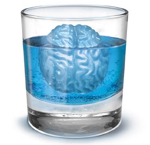 brain ice cube tray - 8