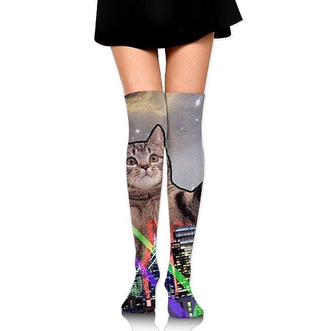Amazon.com: Calcetines altos de la rodilla para trabajo de ...