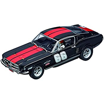 Carrera 30792 Digital 132 Slot Car Racing Vehicle - Ford Mustang GT No.66 - (1:32 Scale)