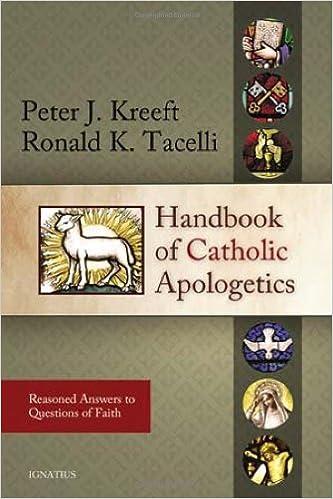 Amazon handbook of catholic apologetics reasoned answers to handbook of catholic apologetics reasoned answers to questions of faith 322009 edition fandeluxe Choice Image