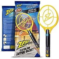 ZAP IT! para Exterminador-Raqueta matamosquitos-Carga USB de 4000