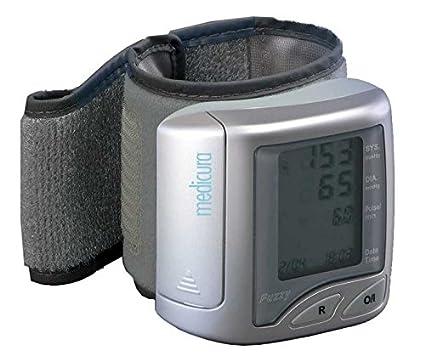 new arrival 90911 d33f1 Ardes ARM253P Misuratore di Pressione Da Polso Automatico Digitale Con 120  Memorie