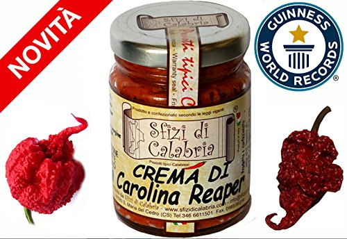 Crema-di-Peperoncino-Carolina-Reaper-HP22B-Estremo-da-Guinness-90gr