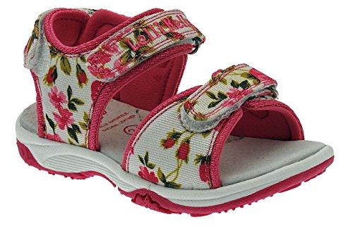 Lelli Kelly Virgina Sandalo Triplo Velcro Sandale.