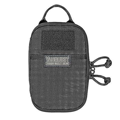 VANQUEST 040105BK: PPM-SLIM Personal Pocket Maximizer (Black) (Edc Maximizer)