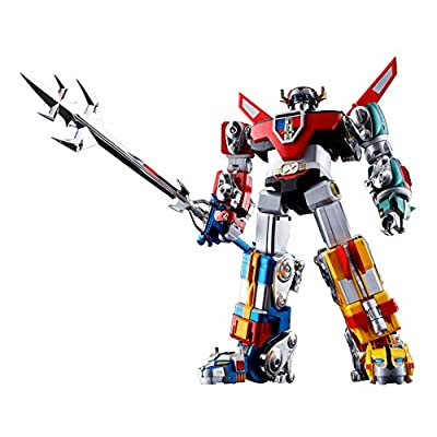"""Bandai Tamashii Nations GX-71 Voltron """"Voltron: Defender of the Universe"""" Soul of Chogokin Action Figure - 4016438 , B01IHHGLVO , 454_B01IHHGLVO , 501.99 , Bandai-Tamashii-Nations-GX-71-Voltron-Voltron-Defender-of-the-Universe-Soul-of-Chogokin-Action-Figure-454_B01IHHGLVO , usexpress.vn , Bandai Tamashii Nations GX-71 Voltron """"Voltron: Defender of the Uni"""