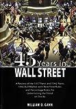 45 Years in Wall Street, W. D. Gann, 9659124198