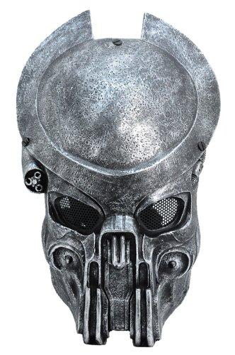 (FMA New Wire Mesh Alien Vs Predator AVP Wolf 4.0 Full Face Protection Paintball Mask)