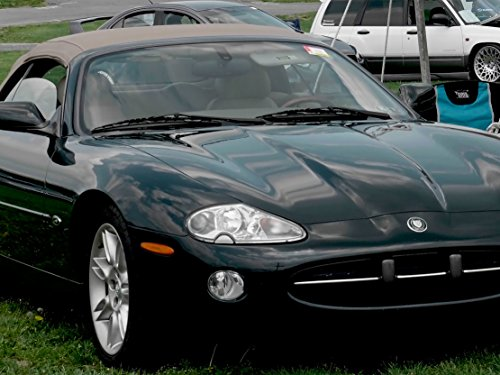 Racing Astons and Jags