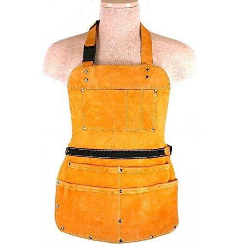Pocket Leather Apron Construction Carpenter