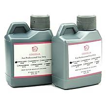 Coscelia 2pcs 120ml Acrylic Liquid for Nail Art Powder Tips (#1)