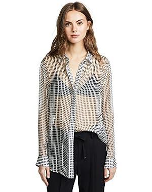 Women's Essential Button Down Shirt