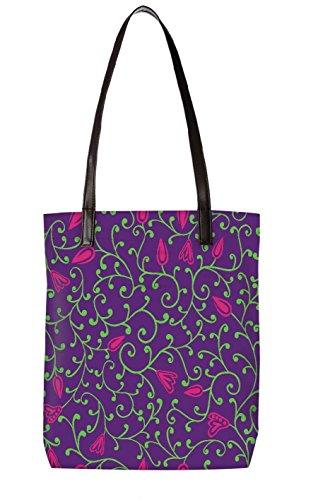 Snoogg Strandtasche, mehrfarbig (mehrfarbig) - LTR-BL-5137-ToteBag