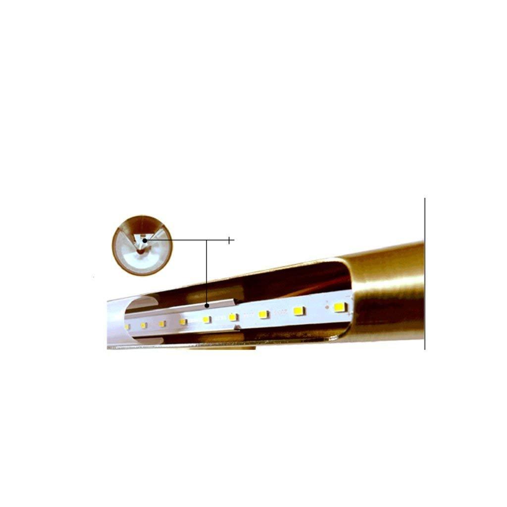 LQB Spiegel-Licht-Amerikanischer Spiegel-Licht-Amerikanischer Spiegel-Licht-Amerikanischer Art-Spiegel führte europäischen Art-Kabinett-Licht-Badezimmer-Badezimmer-Licht, Das Tabellen-Lampen-Retro- Garten-Spiegel-Licht Wasserdicht Macht B07G5Y31M2   Moderne Muster  33916e