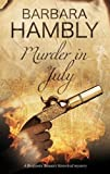 img - for Murder in July: Historical mystery set in New Orleans (A Benjamin January Mystery) book / textbook / text book