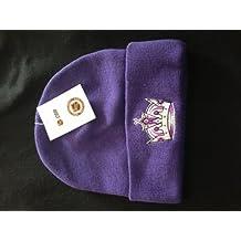 Sacramento Kings Cuffed Beanie Knit Hat-purple