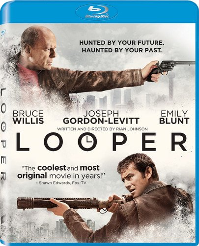 Blu-ray : Looper (Ultraviolet Digital Copy, Widescreen, Dolby, AC-3, )