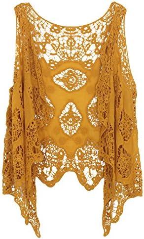 jastie Stitch Cardigan Hippie Crochet product image