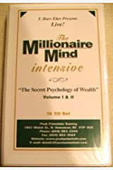 "The Millionaire Mind Intensive 16 CD set ""The Secret Psychology of Wealth"" Volume I & II (Volume I & II) Audio CD"