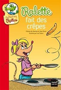 """Afficher """"Ralette n° 26 Ralette fait des crêpes"""""""