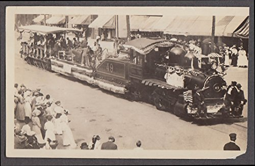 central-vermont-ry-0-4-0-49-locomotive-photo-st-albans-150th-anniv-parade-1913