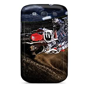 High Quality Phone Covers For Samsung Galaxy S3 With Support Your Personal Customized Vivid Fox Racing Skin JoanneOickle