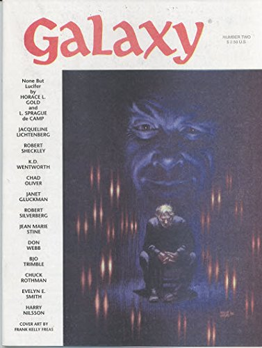 Galaxy Magazine March/April 1994, No. 2