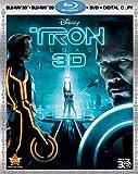 Tron: Legacy [Blu-ray 3D + Blu-ray + DVD + Digital Copy]