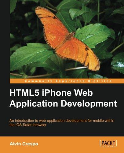 HTML5 iPhone Web Application Development