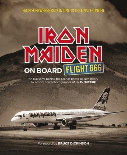 Download Iron Maiden: On Board Flight 666 ebook