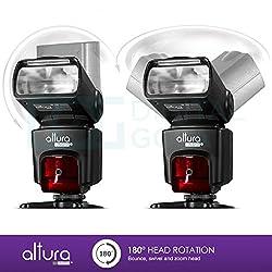 Altura Photo Professional Flash Kit For Nikon Dslr - Includes: I-ttl Flash (Ap-n1001), Wireless Flash Trigger Set & Accessories 13