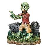 zombie fish tank - Penn Plax Zombie Walking Tombstone Ornament