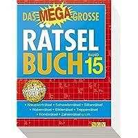 Das megagroße Rätselbuch Band 15
