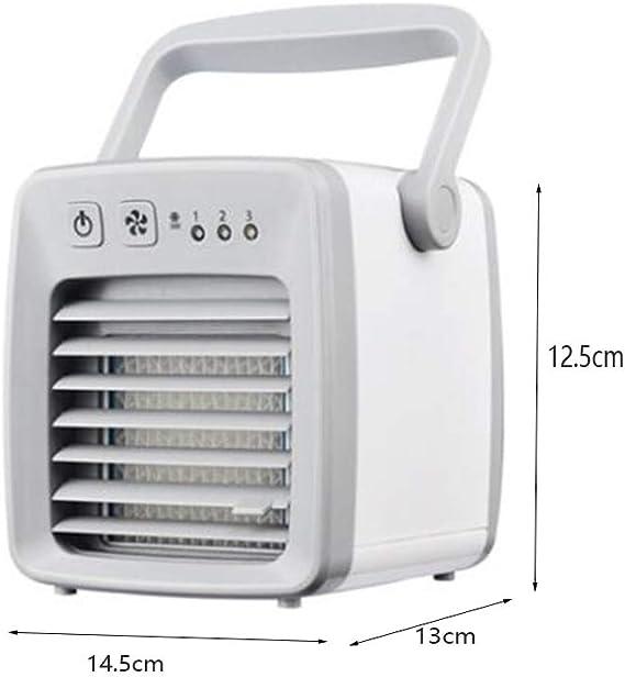 XYHX Refrigerador de Aire portátil, refrigerador de Aire pequeño ...