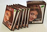 #8: Noorani Dark Brown Henna 6 X 10 Gms/Box (Pack of 10 Boxes)
