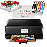 Canon New Model Wireless Edible Printer Bakery Bundle, Includes Complete Set of Edible - Best Reviews Guide