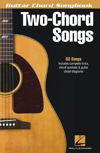 Two-Chord Songs - Guitar Chord Songbook