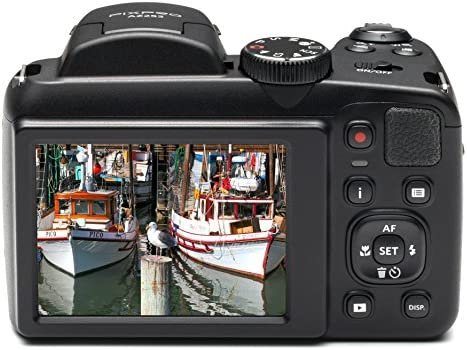 Kodak Az252 Pixpro Astro Zoom Digitalkamera 16 Mp Kamera