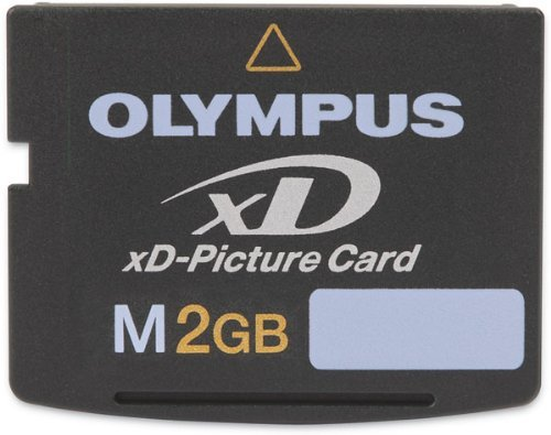OM Digital Solutions M 1 GB xD-Picture Card Flash Memory Card 202169 2 A reusable digital media that works with most manufacturers' xD-compatible devices The only xD cards that support the Panorama function found on most Olympus digital cameras Meets the memory capacity needs of today, and readily available to fulfill the increased memory capacity needs of tomorrow