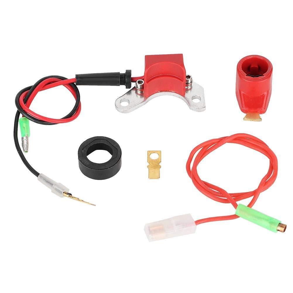 kit de conversi/ón de puntos de encendido electr/ónico Spark compatible con LUCAS 25D DM2 Encendido electr/ónico
