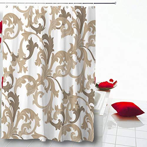 (Ahawoso Shower Curtain 66