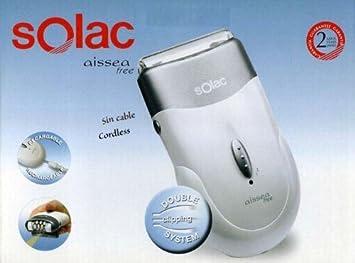 Depiladora Solac aissea maquinilla depilar maquina depilacion ...