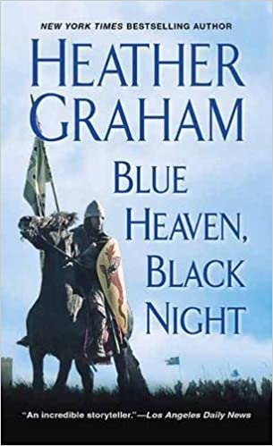 Image result for blue heaven black night heather graham